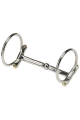 Snaffle bit D-ring Rotary
