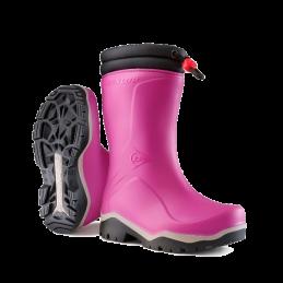 Dunlop Blizzard winterlaars kinderen roze