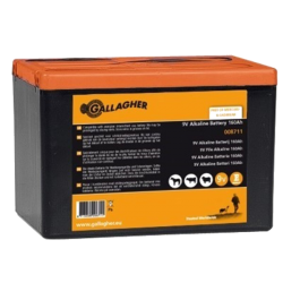 Batterij Powerpack schrikdraad 9V 160Ah