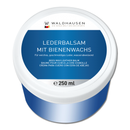 Leerbalsem Met Bijenwas Waldhausen 250ml