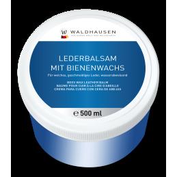 Lederbalsem Met Bijenwas Waldhausen 500ml