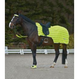 Uitrijdeken Reflectie voor veilig paardrijden