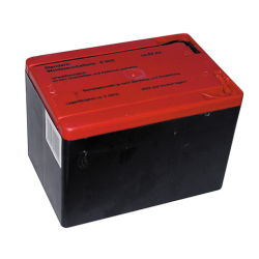 Afrasteringsbatterij 9 volt 130 ah
