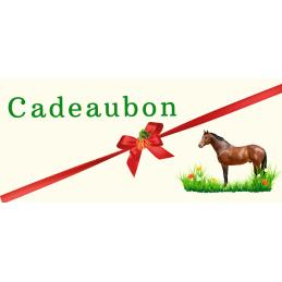 Cadeaubon Giftcard €75,-