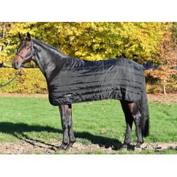 Onderdeken Noorvik II 200 zwart