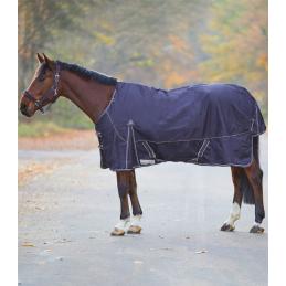 Waldhausen Outdoor deken Comfort Fleece Blauw