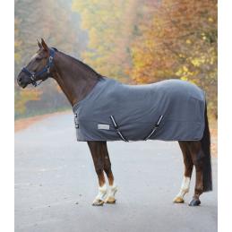 Fleecedeken Comfort Cozy grijs