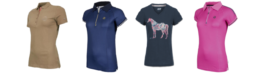 Dames Shirt en Polo